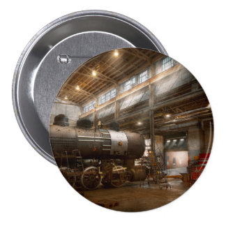 Locomotive - Locomotive repair shop Buttons