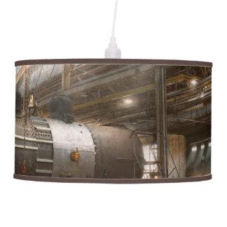 Locomotive - Locomotive repair shop Ceiling Lamp