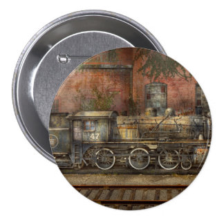 Locomotive - Our old family business Pins