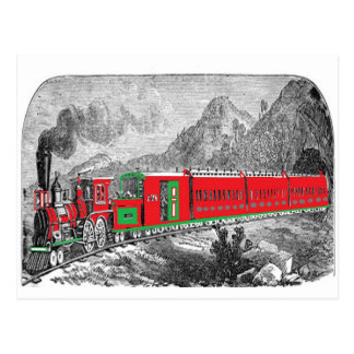 locomotive-pictures-2Modern (1871) Train from New Postcards