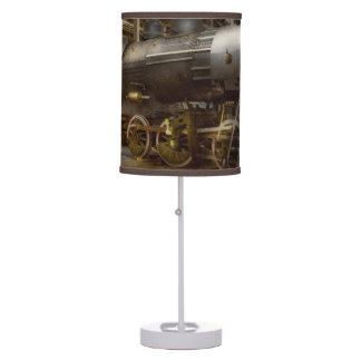 Locomotive - Repairing history Desk Lamps