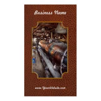 Locomotive - Routine maintenance Business Cards