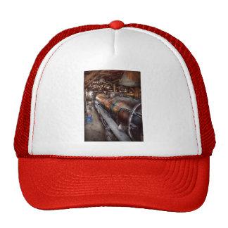 Locomotive - Routine maintenance Trucker Hats