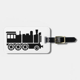Locomotive Tags For Luggage