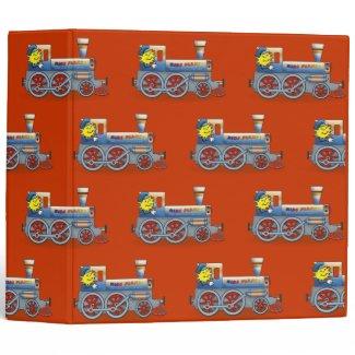 Locomotives Binder