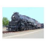 Locomotora 2124 del ferrocarril de la lectura de B Postales