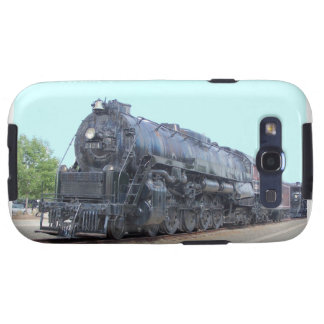 Locomotora 2124 del ferrocarril de la lectura de galaxy SIII carcasas
