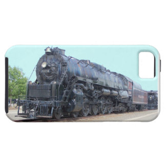 Locomotora 2124 del ferrocarril de la lectura de iPhone 5 carcasa