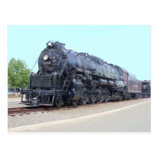 Locomotora 2124 del ferrocarril de la lectura de postal