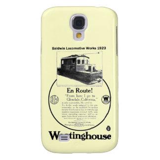 Locomotora de Baldwin-Westinghouse HTC 1923 vivo Funda Para Galaxy S4