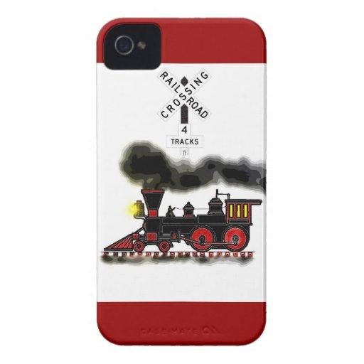 Locomotora de Smokin Case-Mate iPhone 4 Protector