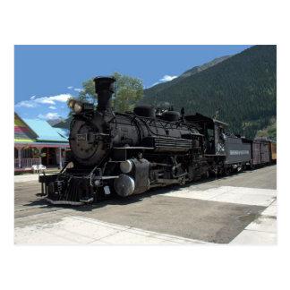 Locomotora de vapor 482, Durango y Silverton Postal