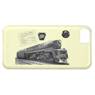 Locomotora de vapor del T-1 del ferrocarril de Bal Funda Para iPhone 5C