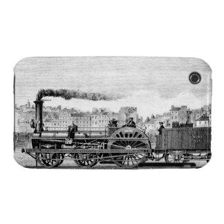 Locomotora de vapor Case-Mate iPhone 3 fundas