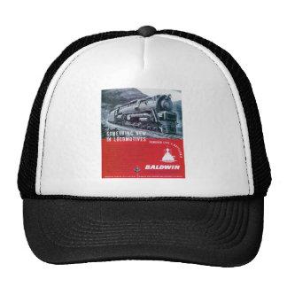 Locomotora de vapor locomotora S-2 de Baldwin Gorras