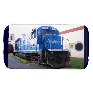 Locomotora del este #3153 del ferrocarril de Penn Funda Para Galaxy S4
