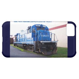 Locomotora del este #3153 del ferrocarril de Penn Funda Para iPhone 5C