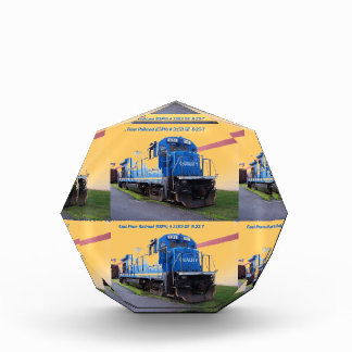 Locomotora del este #3153 del ferrocarril de Penn