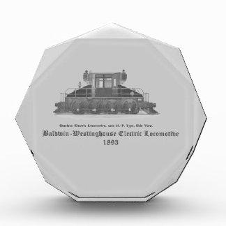 Locomotora eléctrica 1893 de Baldwin Westinghouse