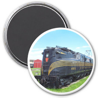 Locomotora GG-1 #4800 del ferrocarril de Pennsylva Imán Redondo 7 Cm