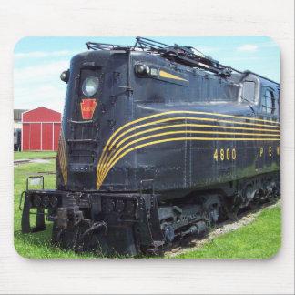 Locomotora GG-1 #4800 del ferrocarril de Pennsylva Tapete De Raton