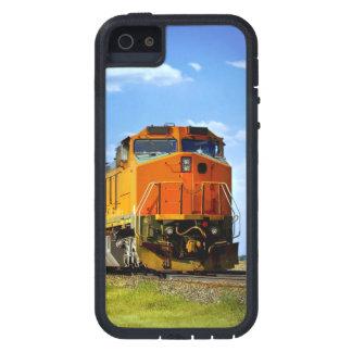 Locomotora iPhone 5 Carcasas