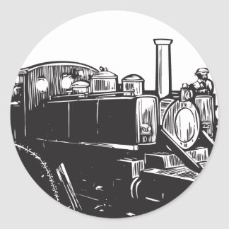 Locomotora ligera del carril de WWI