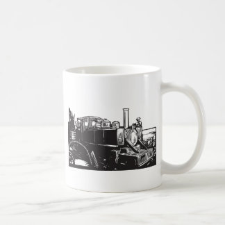 Locomotora ligera del carril de WWI Taza Clásica