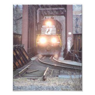 Locomotora meridional 3288 de Norfolk Cojinete