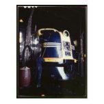 Locomotora que lava 1939 postal