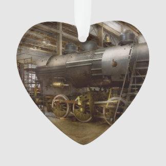 Locomotora - reparación de historia