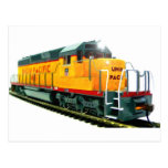 Locomotora SD-40 Tarjetas Postales
