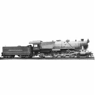 Locomotoras del ferrocarril K-4s de Pennsylvania Llavero Fotográfico