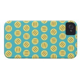Locos por las Arepas iPhone 4 Case