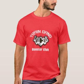 Locos Red Train Gang T-Shirt