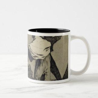 Locura bien conocida taza de café