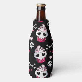 Locura de la magdalena del cráneo enfriador de botellas