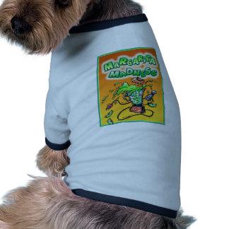 Locura de Margarita para Cinco de Mayo Camisa De Perro