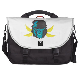 Locura del gorila bolsas de ordenador