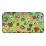 Locura linda de la fruta funda de iPhone 6 slim