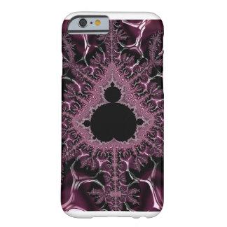 Locura púrpura funda barely there iPhone 6