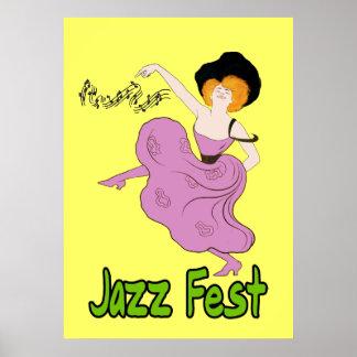 Locuras del Fest del jazz Impresiones
