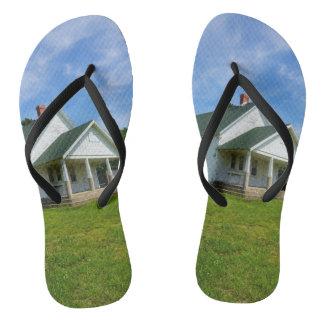 Locust Prairie School Flip Flops
