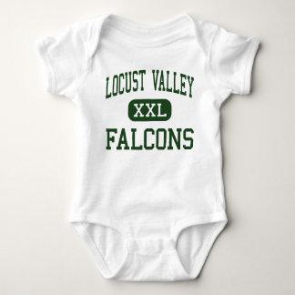 Locust Valley - Falcons - High - Locust Valley Baby Bodysuit