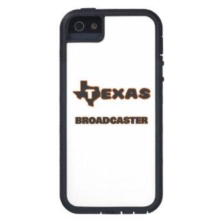 Locutor de Tejas iPhone 5 Case-Mate Carcasas