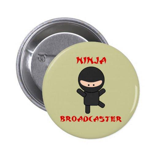 locutor del ninja pins