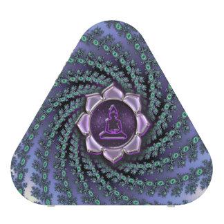 Locutor Meditating de la mandala del fractal de Altavoz Bluetooth
