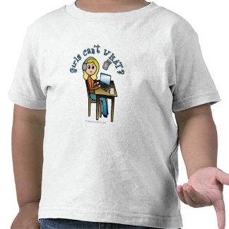 Locutor (rubio) camiseta