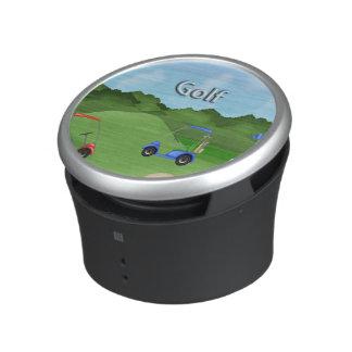 Locutores Golfing de Bumpster Altavoz Bluetooth