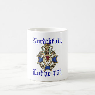 Lodge 761 Mug Customize it for your lodge.